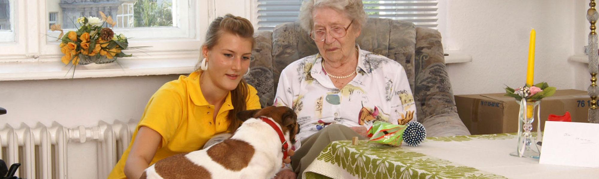 Pflegedienst Drei Töchter Startseitenbanner 4